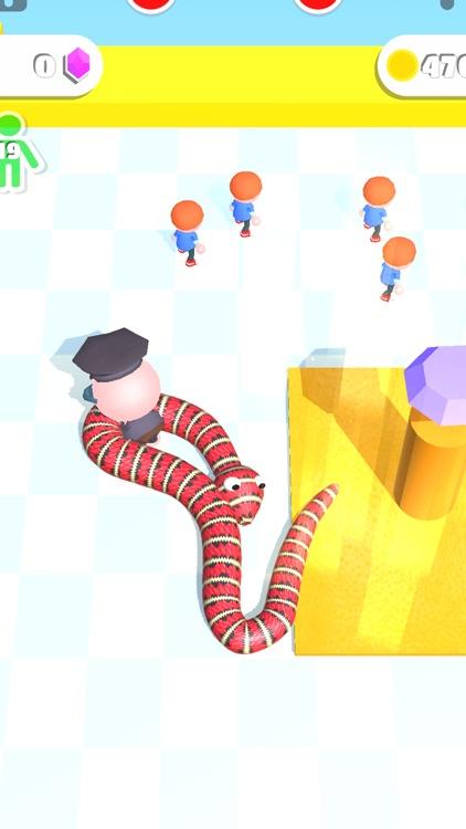 Snake Master 3D screenshot-5