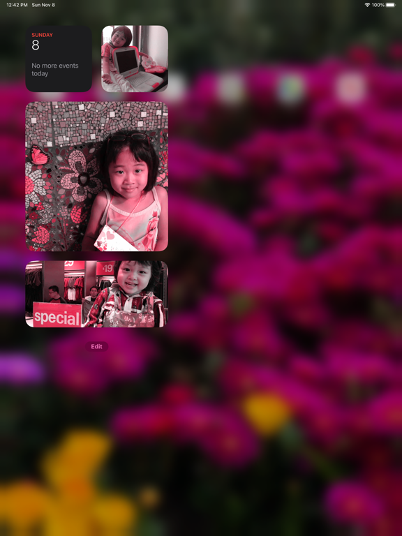 Memories: Photo Widget Screenshots