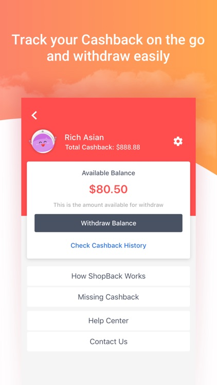 ShopBack - Cashback & Coupons screenshot-3