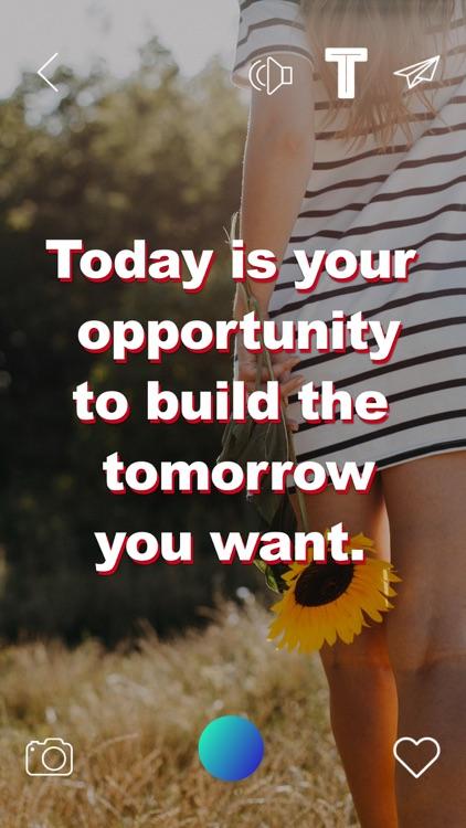 Motivate - Daily Motivation screenshot-6