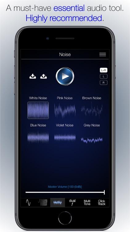 Audio Function Generator