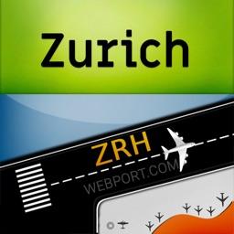 Zurich Airport (ZRH) + radar