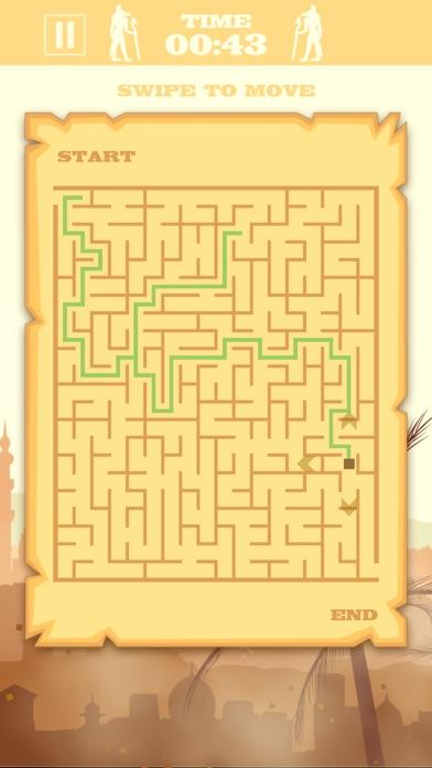 Labyrinth - Ancient Tournament Screenshot on iOS