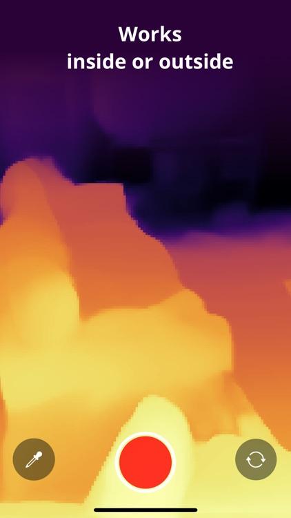 LiDAR & Infrared Night Vision screenshot-3