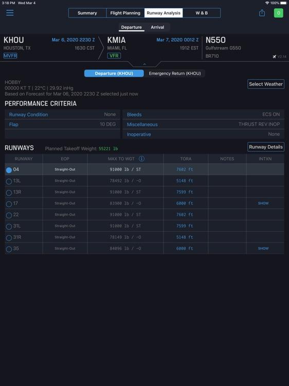 iPreFlight Genesis screenshot-4