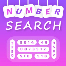 Number Search Puzzle Game