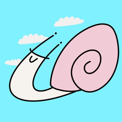 Sticker Snail Pack