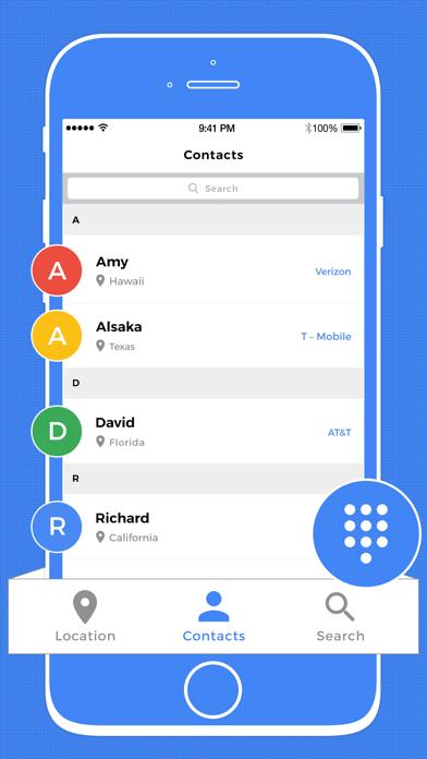Phone Number Trackerのおすすめ画像2