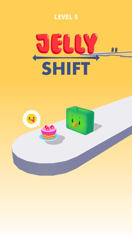 Jelly Shift - Obstacle Course screenshot-0