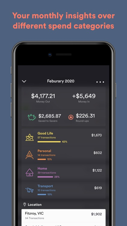 Up — Super Powered Banking
