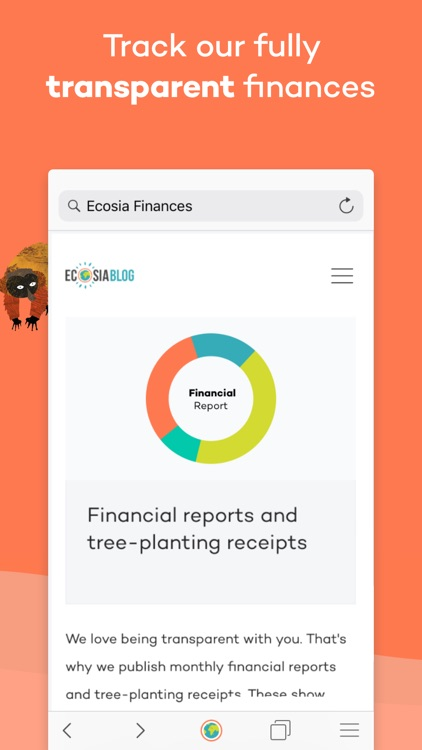 Ecosia screenshot-5