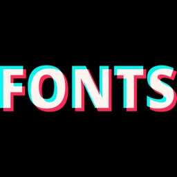 Best fonts keyboard for Insta