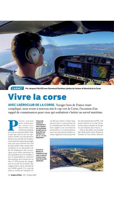 点击获取Aviation et Pilote