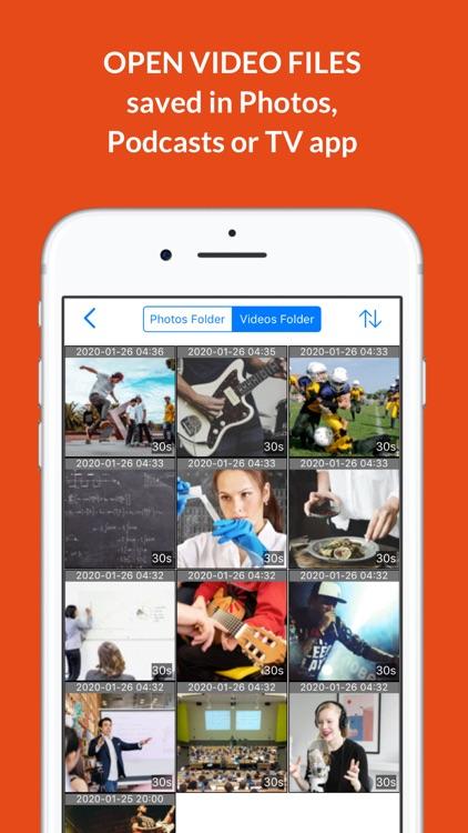 Super Looper Zoom Player screenshot-4