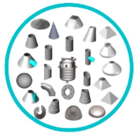 Fabrication Calculator icon