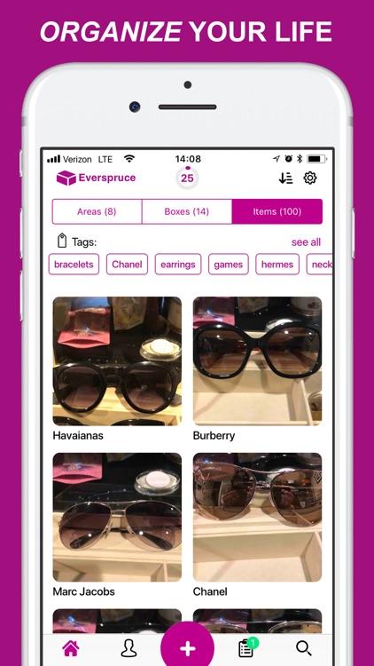Home Inventory App Everspruce screenshot-5