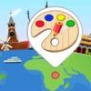 画画世界-创意绘画平台