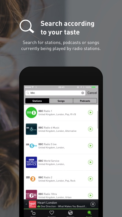 radio.net - Live FM radio app screenshot-4