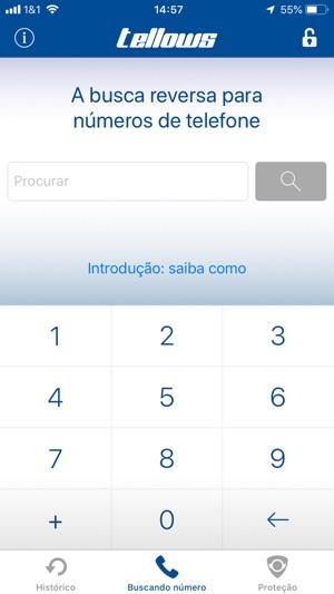app tellows