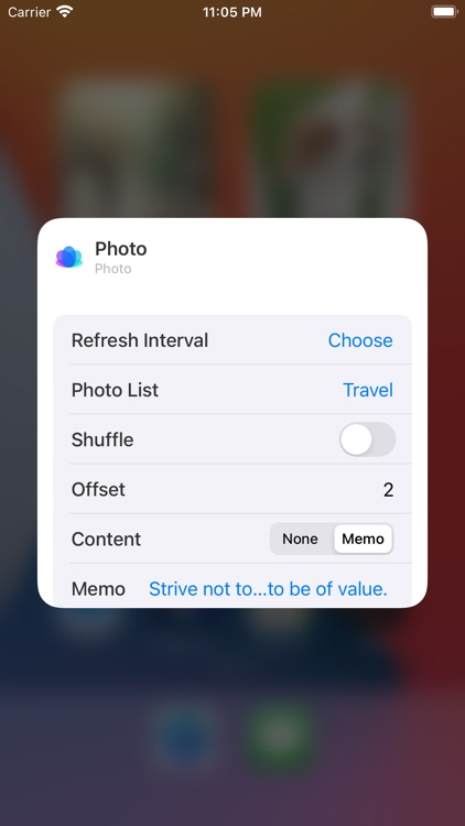 Photo Widgets screenshot-6