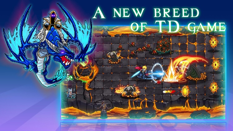 TD Quest-Tower Defense Games screenshot-3