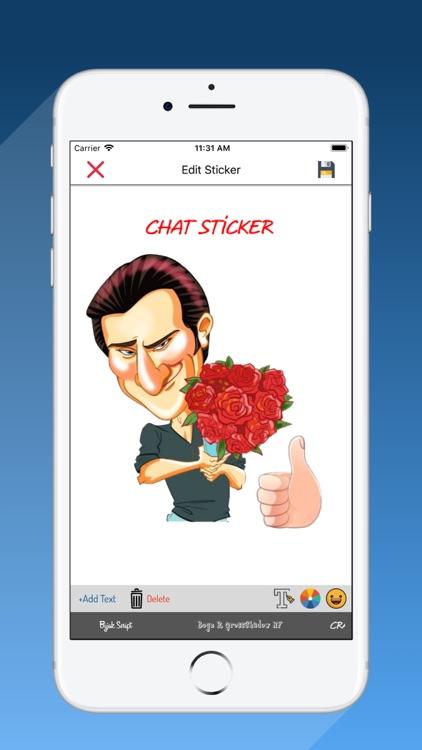 Chat Stickers App screenshot-3