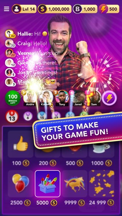 Bingo: Live Play Bingo screenshot-4