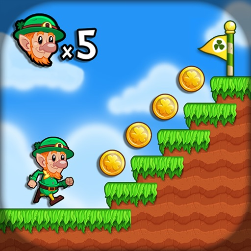 Lep's World 2 - Running Games iOS App