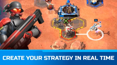 Command & Conquer™: Rivals PVP Screenshot