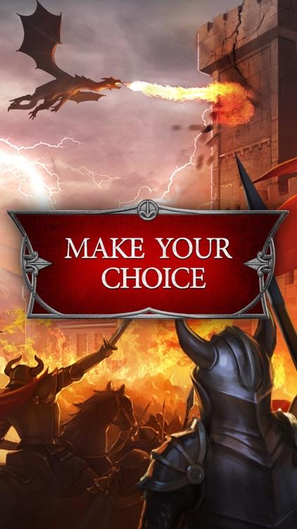 Gods and Glory: War of Thrones screenshot-4