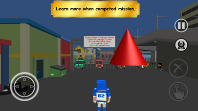 Simple 3D Shapes Objects Games Screenshot