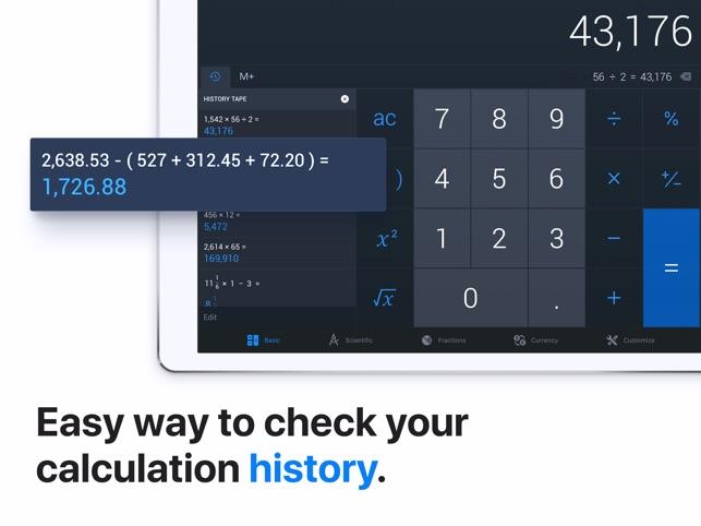 The Calculator On