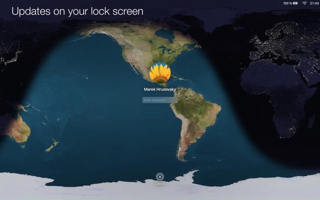 Day & Night World Map Studio im Mac App Store Day And Night World Map on