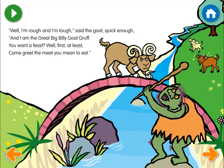 The Billy Goats Gruff - US