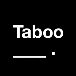 Taboo - Drinking Cards Game