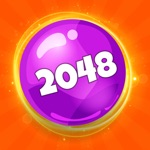 Roll Merge 3D - 2048 Puzzle