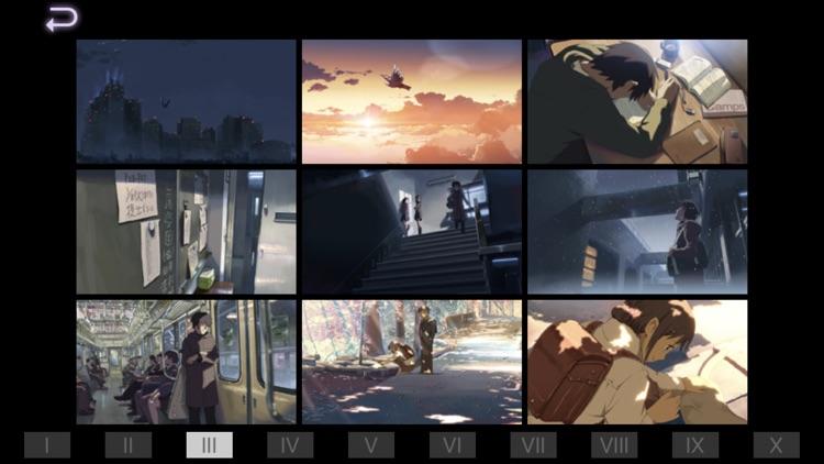 5cm per Second Film Book I screenshot-3