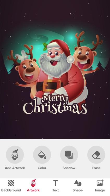 Catch Santa - Christmas Cards