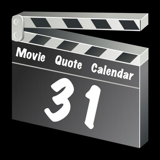 Movie Quote Calendar