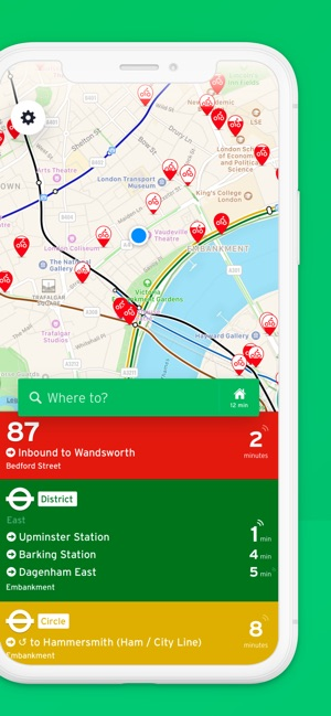 Transit • Live Transport Times on the App Store