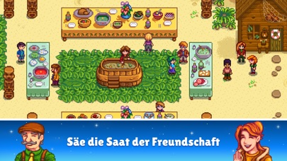Screenshot for Stardew Valley in Switzerland App Store
