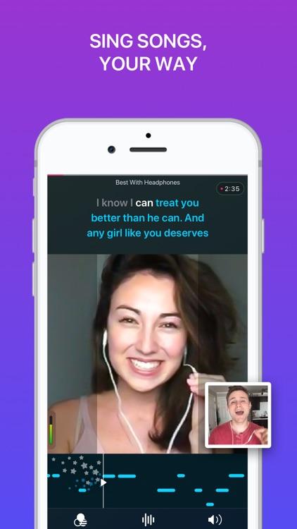 Smule: Social Karaoke Singing screenshot-0