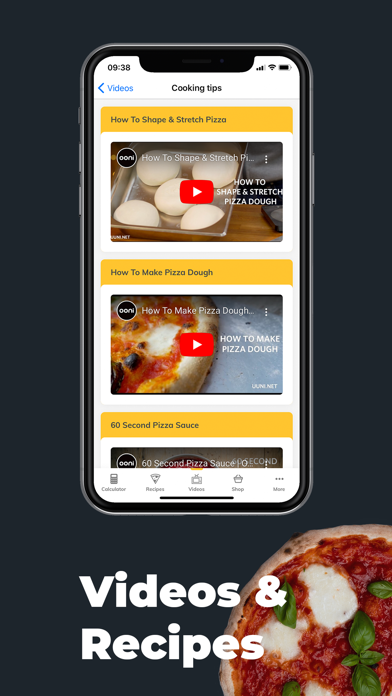 messages.download Ooni Pizza Ovens software