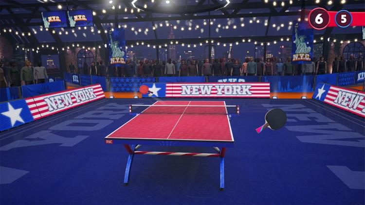 Ping Pong Fury screenshot-5