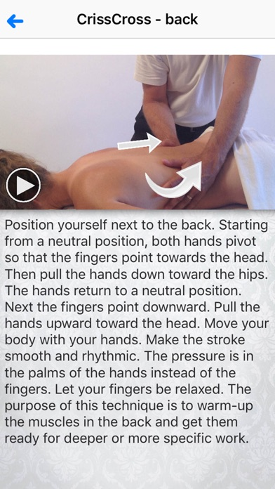 Massage Techniquesのおすすめ画像4