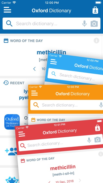 Oxford Dictionary of Nursing screenshot-4