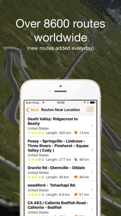 Best Biking Roads review screenshots