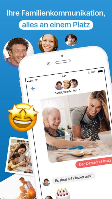 FamilyWall FamilienorganisatorScreenshot von 8