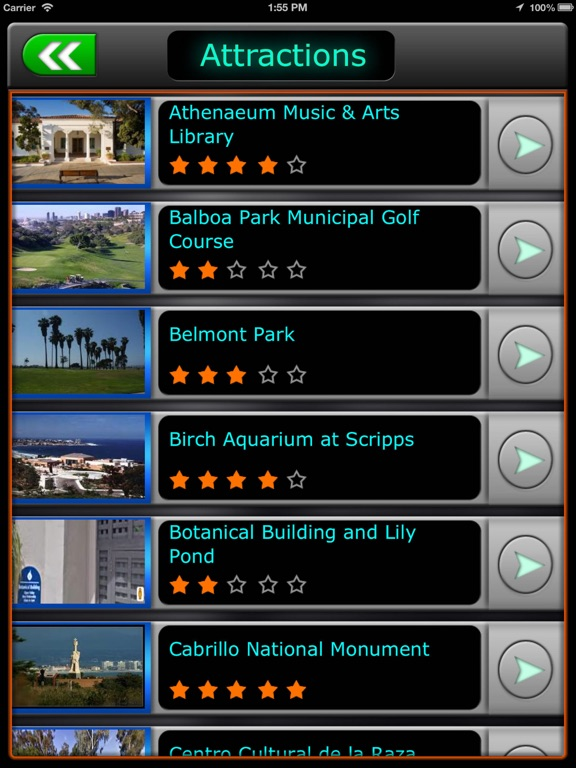 San Diego Offline Travel Guideのおすすめ画像2