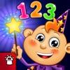 子供 知育 数字 ゲーム 幼児 数学 3 5年 - iPhoneアプリ